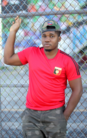 One Flag Nation™ Haitian Pride Black and Red Official Sport Jersey Men