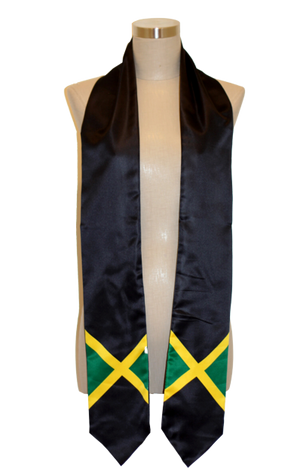 One Flag Nation™ Ghana International Flag Stoles
