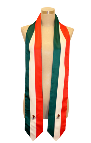 One Flag Nation™ Mexico International Flag Stole