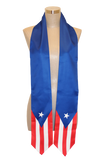One Flag Nation™ Puerto Rico International Flag Stole