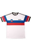 One Flag Nation™ Replica Unofficial Vintage White Jersey_  Kids Front