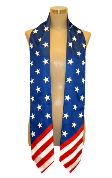 One Flag Nation™ United States International Flag Stole