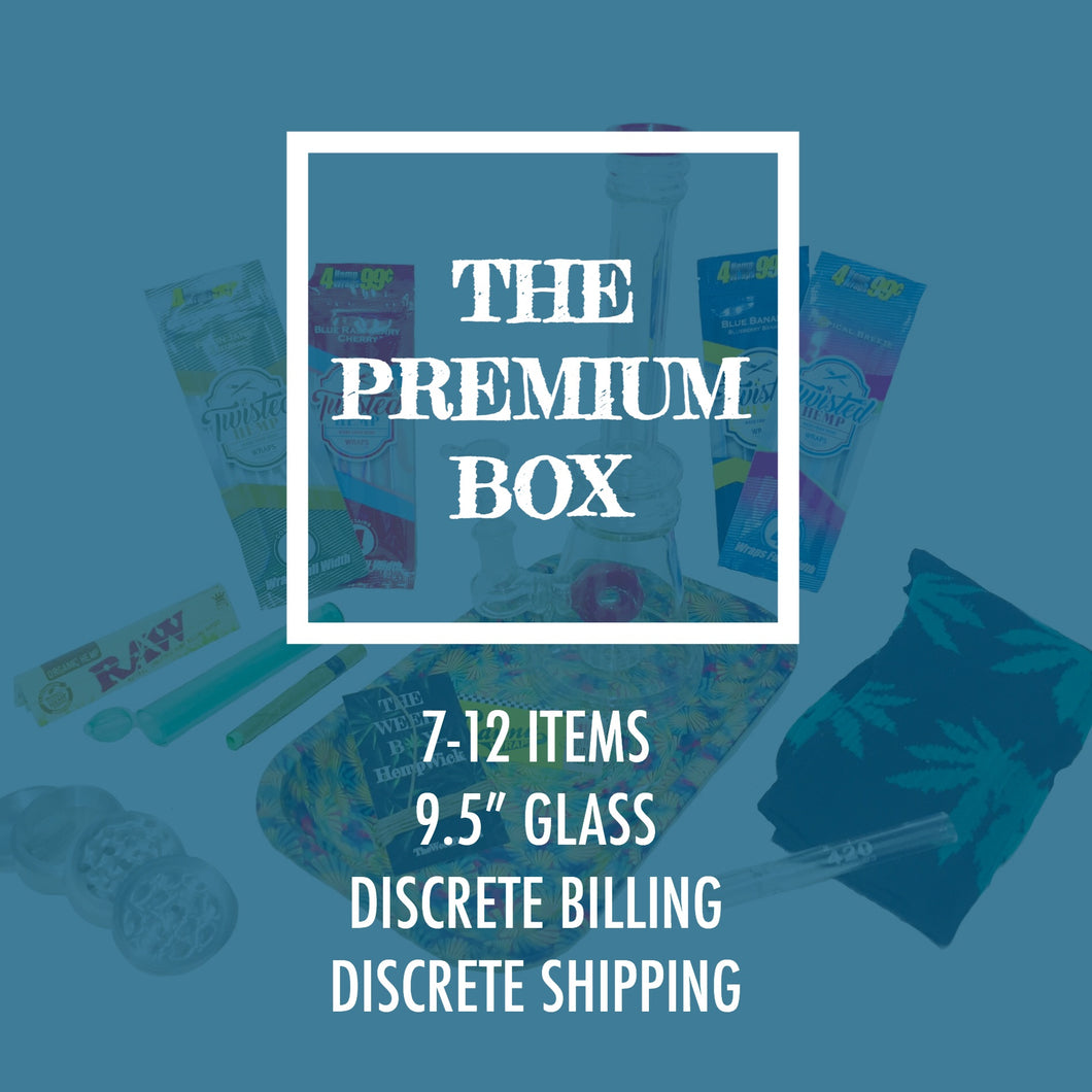 The Premium Box - September 2019