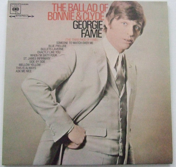 GEORGIE FAME ‎– The Third Face Of Fame