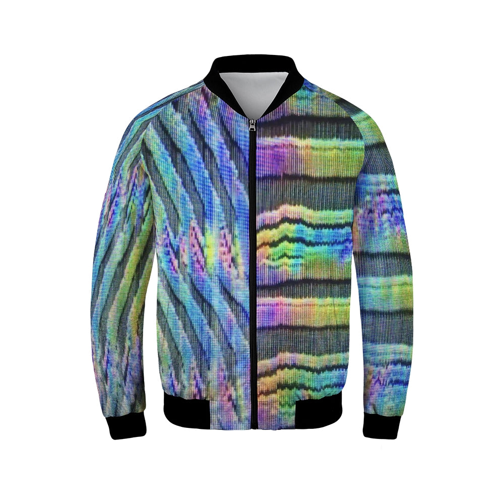 Retrofuture Bomber Jacket
