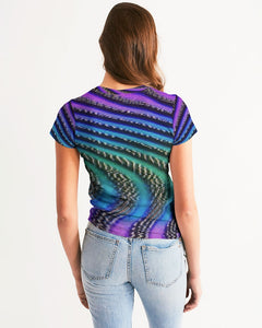 Vapor Waves Women's Tee