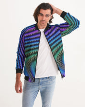 Load image into Gallery viewer, Vapor Waves Bomber Jacket