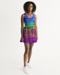 TimeRipple Skater Dress