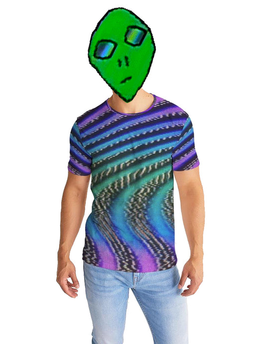 Vapor Waves Tee