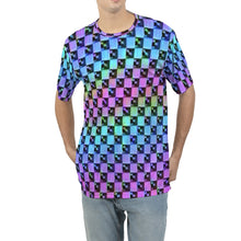 Load image into Gallery viewer, Holo-Check Tee