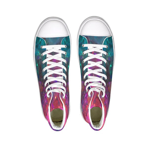 Crystal Visions High-Tops