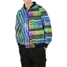 Load image into Gallery viewer, Retrofuture Bomber Jacket
