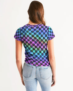 Holo-Check Tee (Women's)