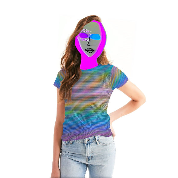 Holo-Synthesis Tee (Women's)