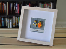 Load image into Gallery viewer, Lego® Wedding Couple Frame - Beige Frame