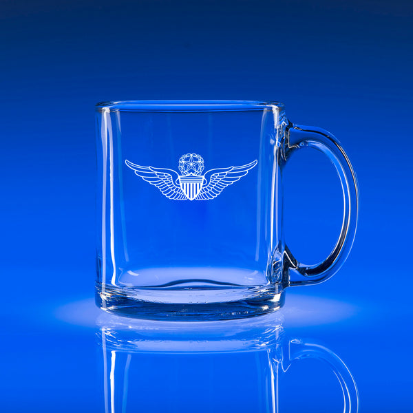 Army Aviation Wings Master - 13oz. Coffee Mug