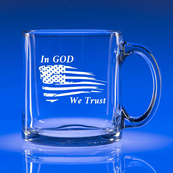 In God We Trust - 13oz. Coffee Mug