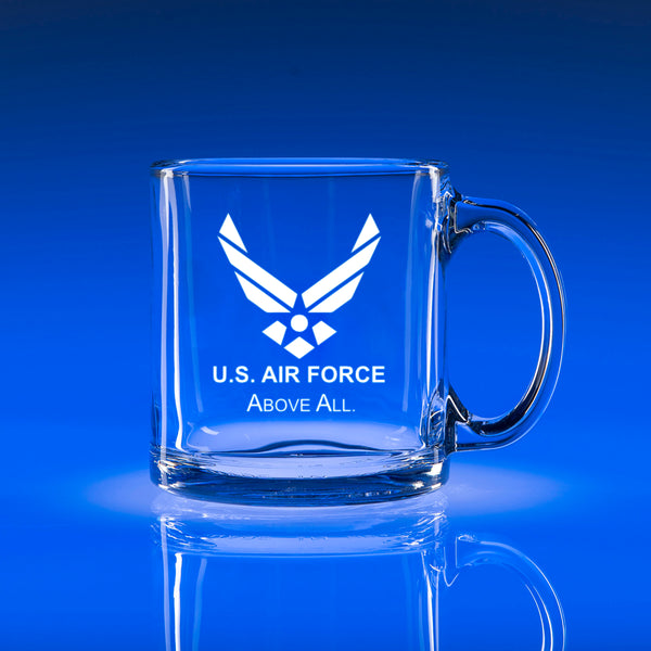 Air Force Logo - 13oz. Coffee Mug