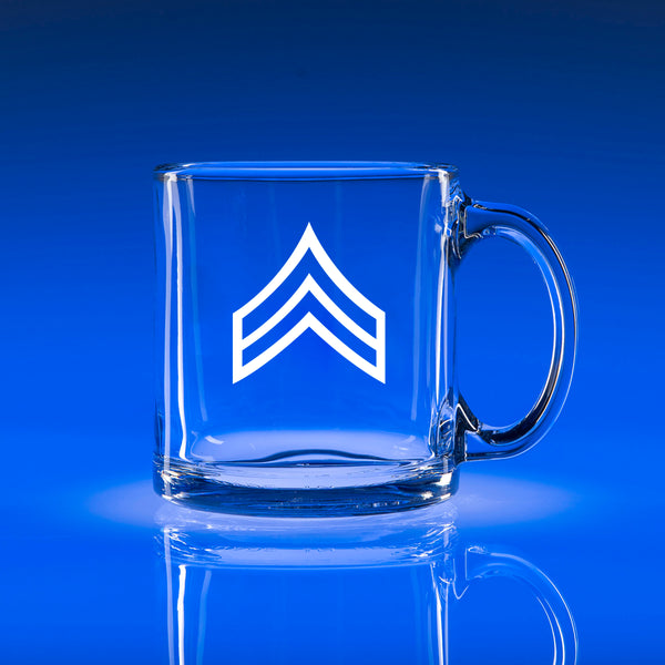 Army Sergeant - 13oz. Coffee Mug