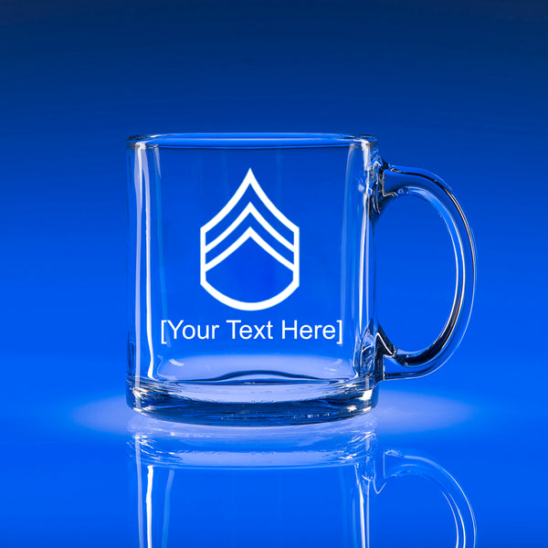 Army Staff Sergeant - 13oz. Coffee Mug