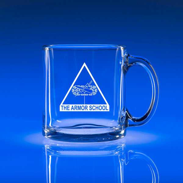 Armor School - 13oz. Coffee Mug