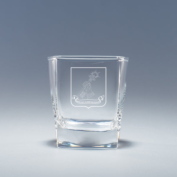 School of Advanced Military Studies -  Geo Rocks Glass Set