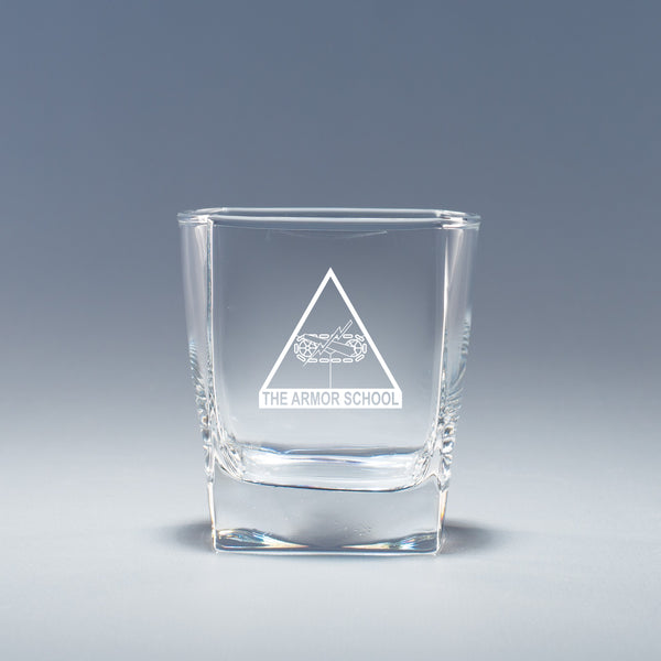 Armor School - Geo Rocks Glass Set