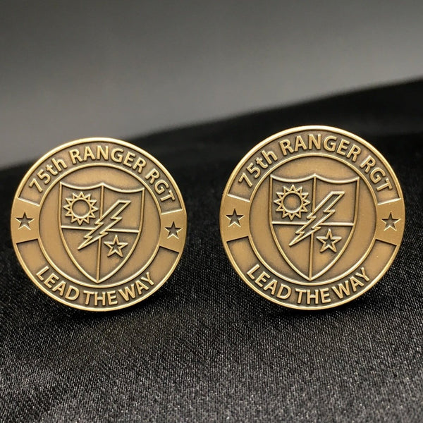 75th Ranger Regiment Cufflinks