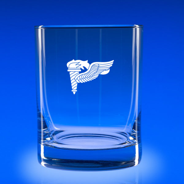 Pathfinder Badge- Deluxe Rocks Glass Set