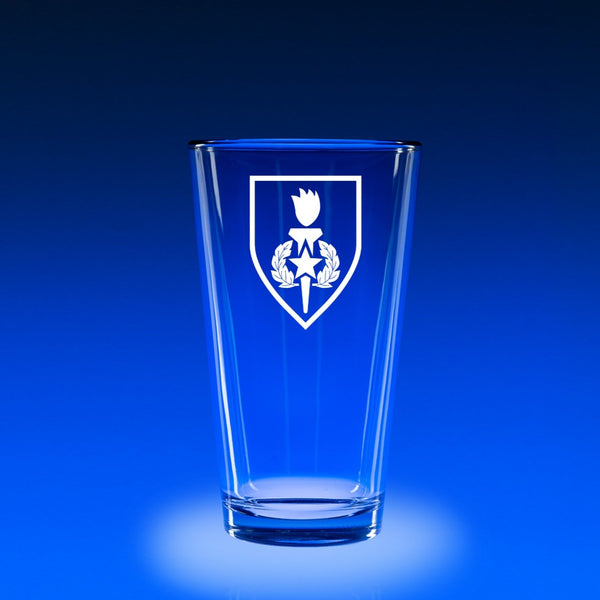 Army Sergeant Major School - 16 oz. Micro-Brew Glass Set
