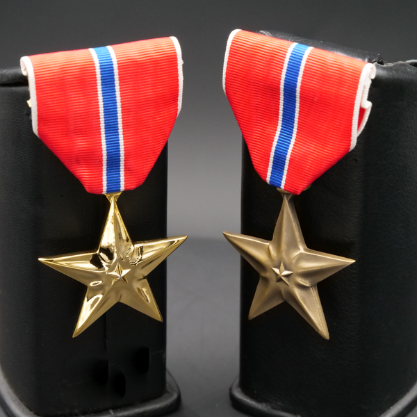 Bronze Star Medal - Full Size