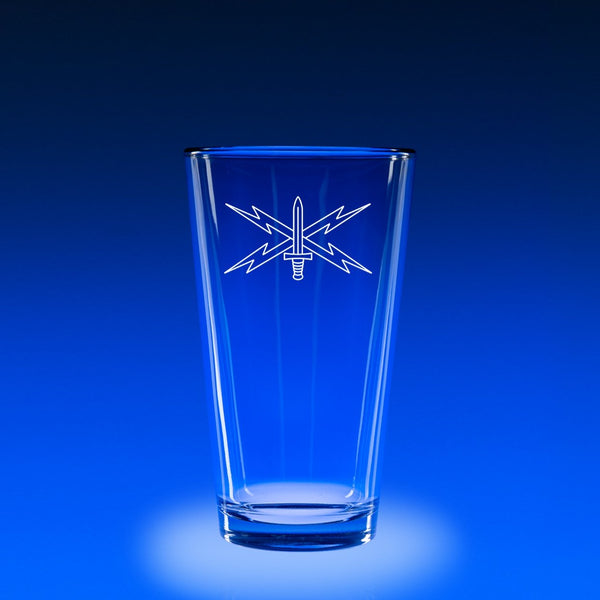Cyber Corps - 16 oz. Micro-Brew Glass Set