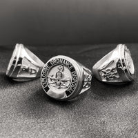 EOD Warrior Foundation Dress Ring