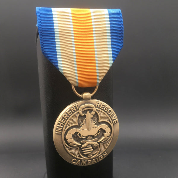 Operation Inherent Resolve Campaign Medal - Full Size