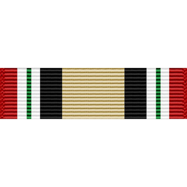 Iraq Campaign Service Ribbon