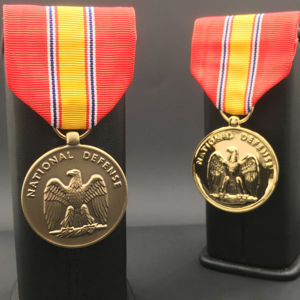 National Defense Service Medal - Full Size