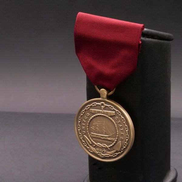 Navy Good Conduct Medal - Full Size