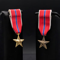 Bronze Star Medal - Miniature