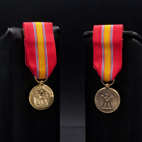 National Defense Service Medal - Miniature