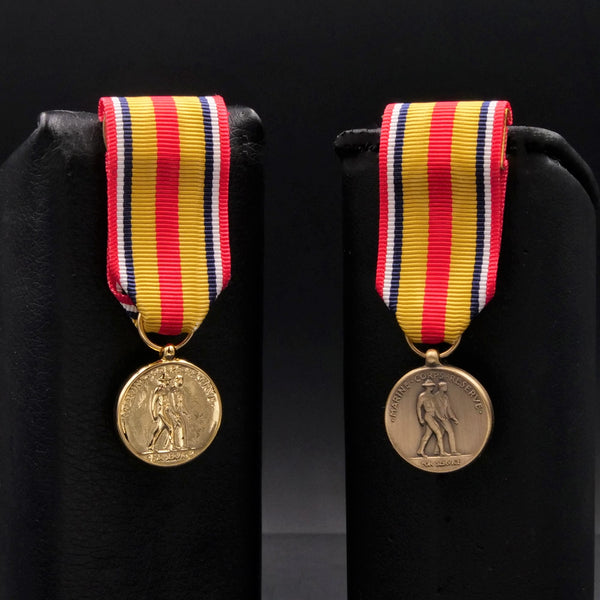 Selected Marine Corps Reserve Medal - Miniature