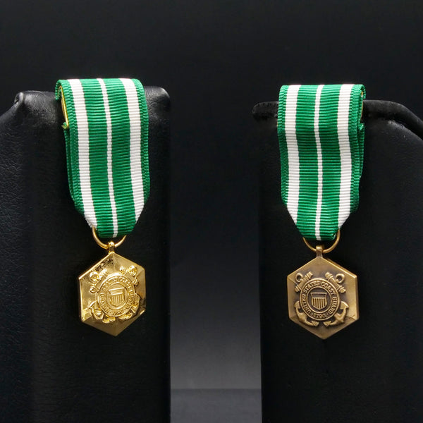 Coast Guard Commendation Medal - Miniature
