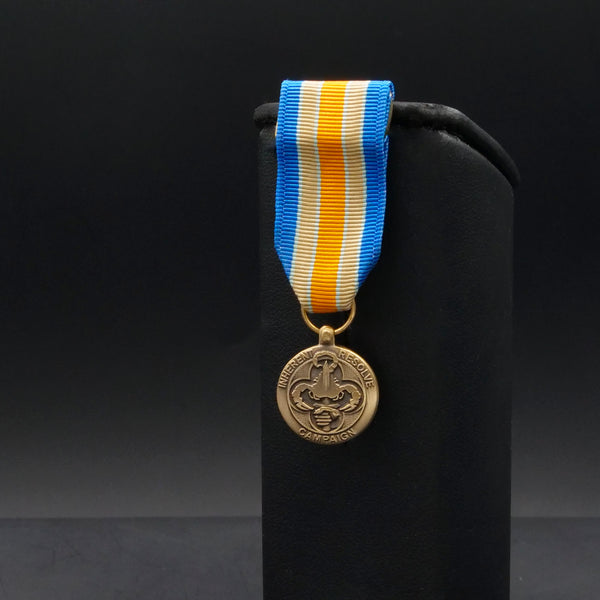 Operation Inherent Resolve Campaign Medal - Miniature