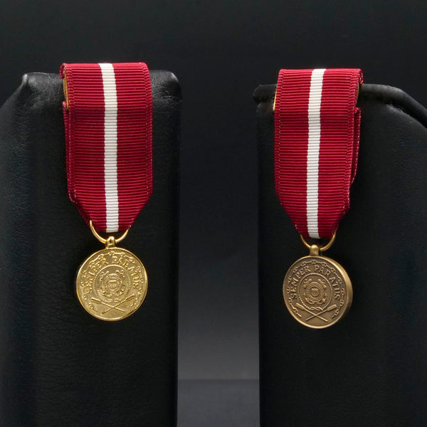 Coast Guard Good Conduct Medal - Miniature