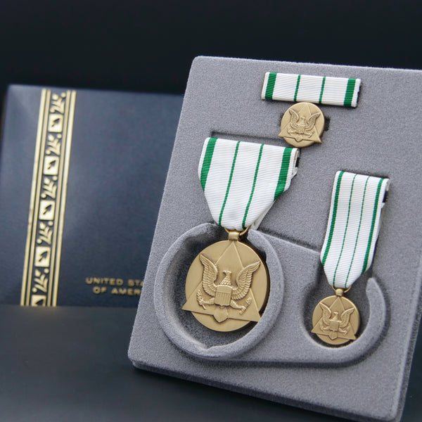 Army Public Service Commendation Medal - Set
