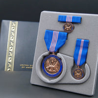 Army Civilian Service Achievement Medal - Set
