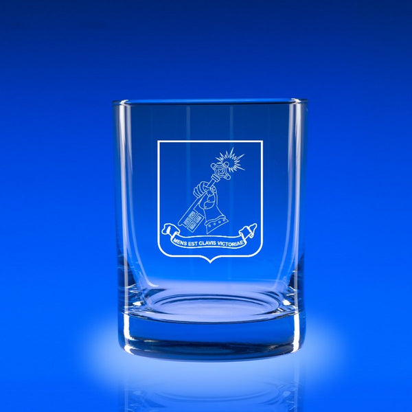 School of Advanced Military Studies- Deluxe Rocks Glass Set