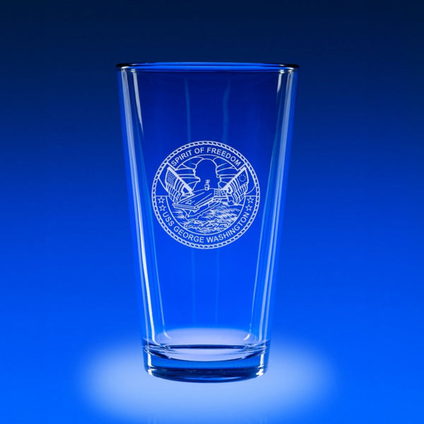 USS George Washington - 16 oz. Micro-Brew Set