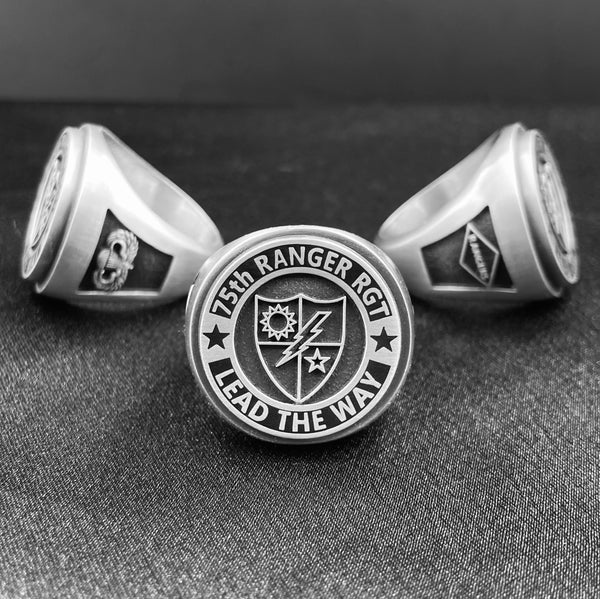 75th Ranger Regiment Dress Ring