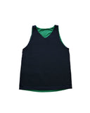 Adult V-Neck Reversible Basketball Jersey