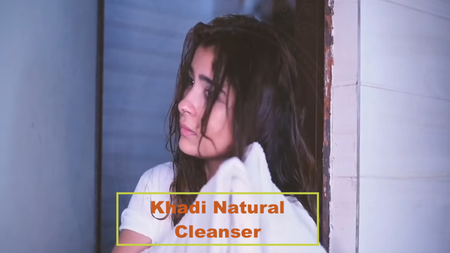 #Khadi Natural Cleanser